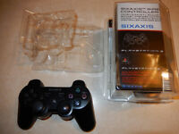 PS3 Wireless Six Axis Controller.