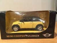 Mini Cooper toy car