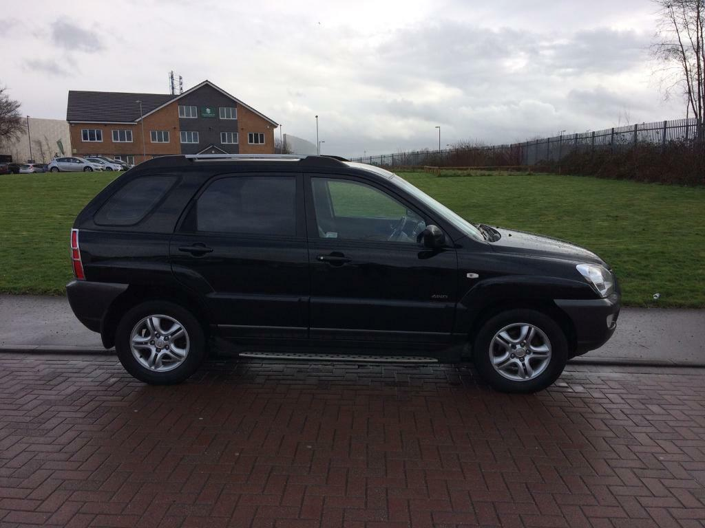 2006 kia sportage 2 0td 4x4 may px or swap in east end glasgow gumtree. Black Bedroom Furniture Sets. Home Design Ideas