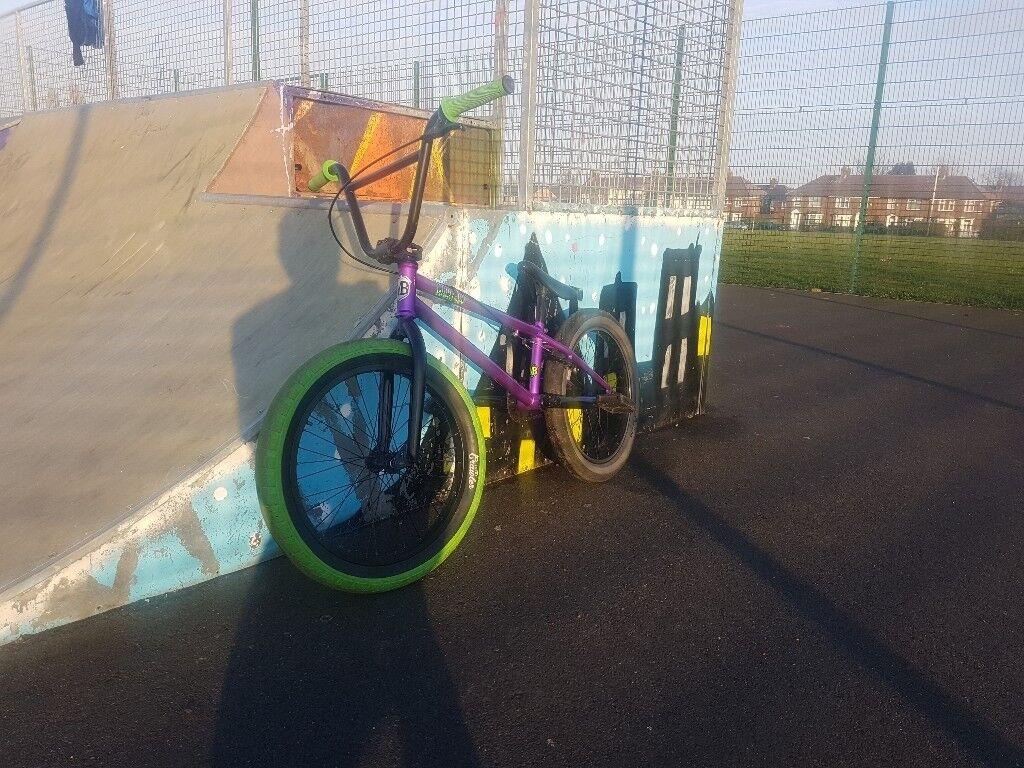Mafiabikes Madmain 20 Charged Purple Harry Main BMX Bike