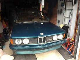 BMW 320 1980 (E21) for sale or swap