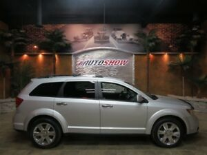 2012 Dodge Journey R/T AWD - R.Start, Alpine, Htd Seats
