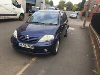 Citroen c3 1.6 diesel £30 road tax 12 months mot