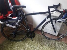 54 inch road bike including kit