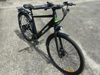 Electric Mountain Bike 36V 350W Throttle and Pedal Assist Extended Range Unisex Bike Brand New Boxed