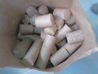 Briquettes and Kiln dried off-cuts - From £2 a bag!! Great for BBQ, Chimnea, stove or open fire