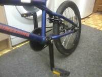 BMX Bike Adult size, 20 ins Wheels, good condition,£ 12