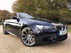 BMW M3 4.0 V8 Full Service History Recent Tyre and Brakes Great Spec Stunning Condition Throughout