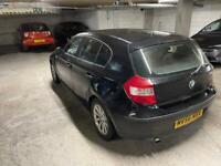 BMW 116i 5 Door Hatchback Manual - Black - 89k Miles