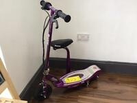 Electric scooter junior