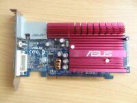 ASUS EN7300 512MB PCI-E VGA DVI S-Video graphic video card