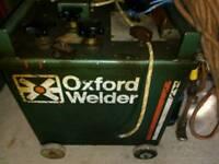 Oxford arc welder 25-250Amp
