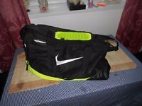 Large Nike Air Canvas Sports Bag