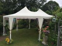 Marquee - Arabian Party Tent - 4.5 x 6.1M