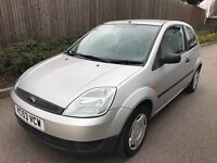Ford Fiesta 1.3 Finesse 3dr LOW MILES+LOW TAX+INSURANCE