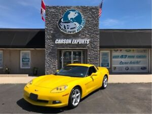 2008 Chevrolet Corvette LOOK SHARP C6 CORVETTE! FINANCING AVAILA