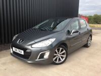 2011 Peugeot 308 1.6 e-HDi Active (s/s) 5dr Diesel £30 Road Tax Per Year, Service History May PX