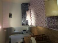 Self contained fully furnished ground floor studio flat