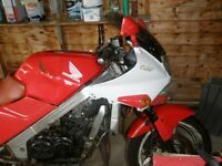 Honda vfr 750 X 2 great project