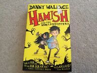 Hampshire and the worldstoppers by Danny Wallace Childs book