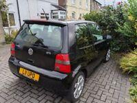 Volkswagen, LUPO GTI, Black, 2005, Manual, 1598 (cc). Private plate!
