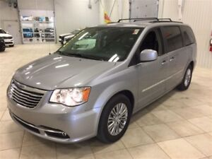 2016 Chrysler Town & Country TOURING-L+CUIR+STOW N GO