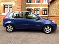Ford Fiesta 1.2 Zetec Blue Edition 5dr , Very Great Condition Inside & Out , Quick Sale £2295