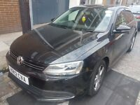 2012 vw Jetta not Passat 47k (PCO CAR) only £30 road tax. 1.6tdi CR 105 BMT sport DSG auto diesel