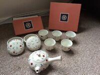 Authentic Japanese Tea Set