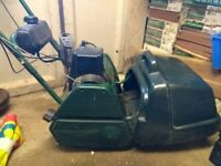 atco balmoral 14s cylinder lawnmower