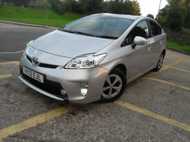 toyota prius t3 vvt i 5dr auto electric hybrid 0 finance available