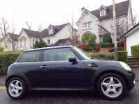 IMMACULATE! (2009) MINI COOPER Chilli NEW MODEL ASTR0 BLACK ONLY 55K MILES/FSH/FREE DELIVERY/MOT/TAX
