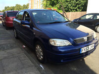 Vauxhall Astra 1.6 Auto Only 34000 miles