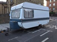 17ft adria Caravan for sale asap COLLECTION ONLY