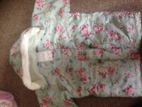 Girls coat / jacket BRAND NEW 6-8 yrs