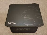 ROCCAT double sided gaming pad, aluminium