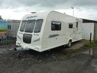 Bailey Pegasus Touring Caravan & FREE Starter Pack