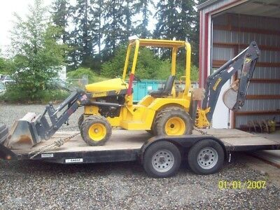 2015 Terramite T7 W Quick Attach Auger System - 539 Hours