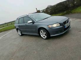 Volvo v50 sport not bmw ford audi