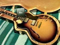 Gibson ES-335 1963 Reissue (+Upgrades)