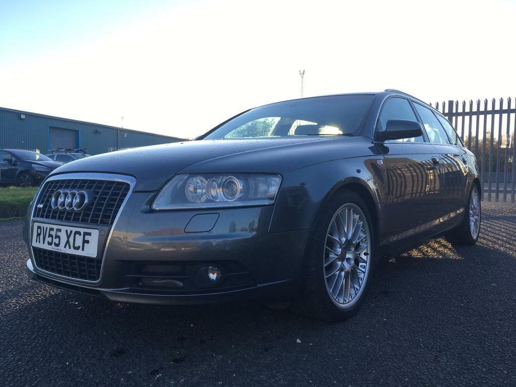 audi a6 3 0 tdi avant quattro estate 4x4 s line consider swap in blaydon on tyne tyne and. Black Bedroom Furniture Sets. Home Design Ideas