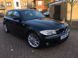 BMW 1 Series 2.0 118d M Sport 5dr HPI Clear, 2 Owners (55) 2005