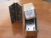 Brand New 2pair double pressed Butt Hinges heavy duty 150mm