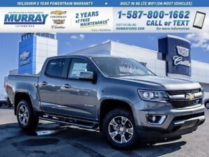 2018 Chevrolet Colorado **Remote Start!  Heated Front Seats!**