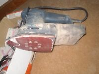 Black and Decker sander £5
