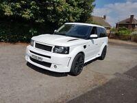 Range Rover. Hst. Sport. Cat c. Runs well spares or repair