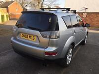 MITSUBISHI OUTLANDER WARRIOR II ** 7 SEATS ** 4X4 **