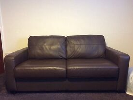 3 seater sofa bed , great condition