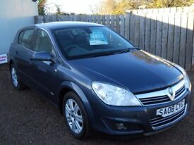 VAUXHALL ASTRA 2008 1.7 LTR DIESEL 1 YEAR FRESH MOT SERVICE HISTORY WARRANTIED EXCELLENT CONDITION!!