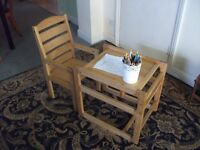 Table and Chair - Mamas & Papas